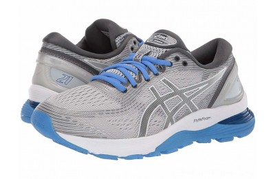 BLACK FRIDAY SALE ASICS GEL-Nimbus® 21 Mid Grey/Dark Grey