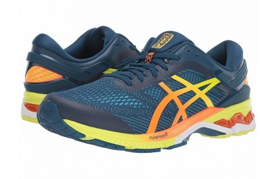 SALE ASICS GEL-Kayano® 26 Mako Blue/Sour Yuzu
