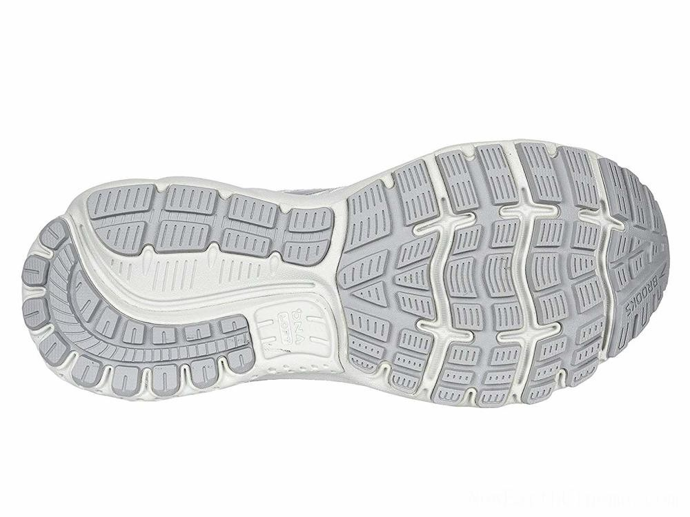 BLACK FRIDAY SALE Brooks Ghost 12 Oyster/Alloy/White