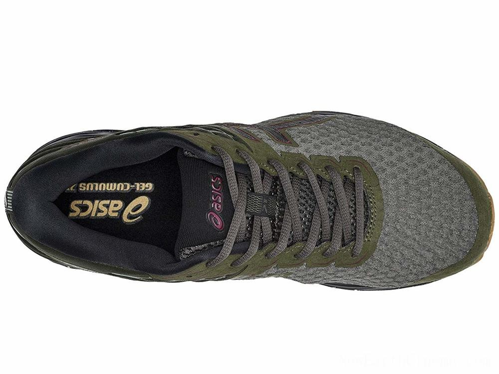 BLACK FRIDAY SALE ASICS GEL-Cumulus® 21 Olive Canvas/Black