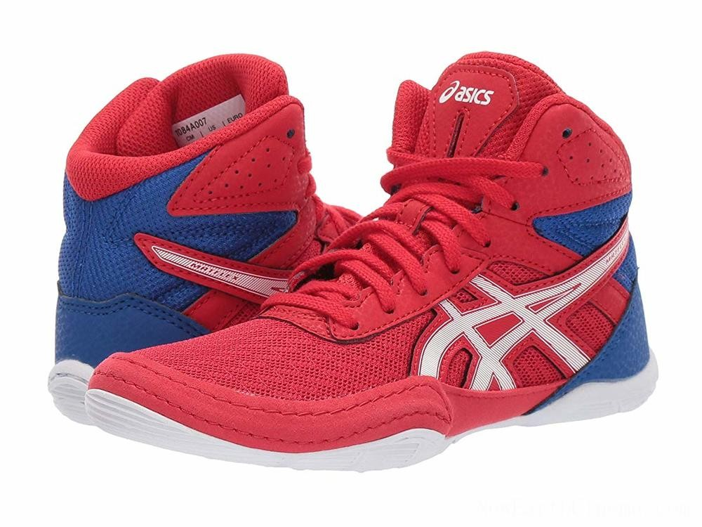 Sales - ASICS Kids Matflex 6 (Toddler/Little Kid/Big Kid) Classic Red/White