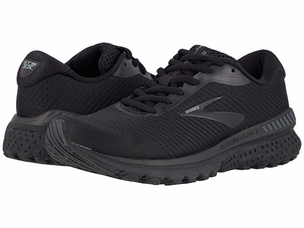 BLACK FRIDAY SALE Brooks Adrenaline GTS 20 Black/Grey