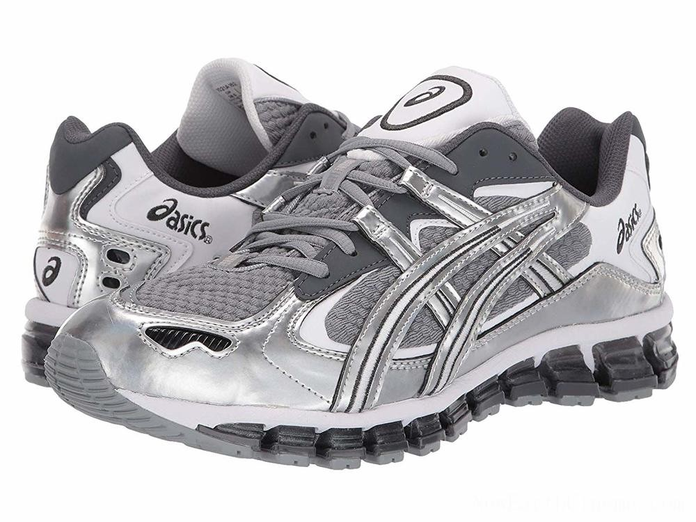 SALE ASICS Tiger Gel-Kayano 5 360 Sheet Rock/Silver
