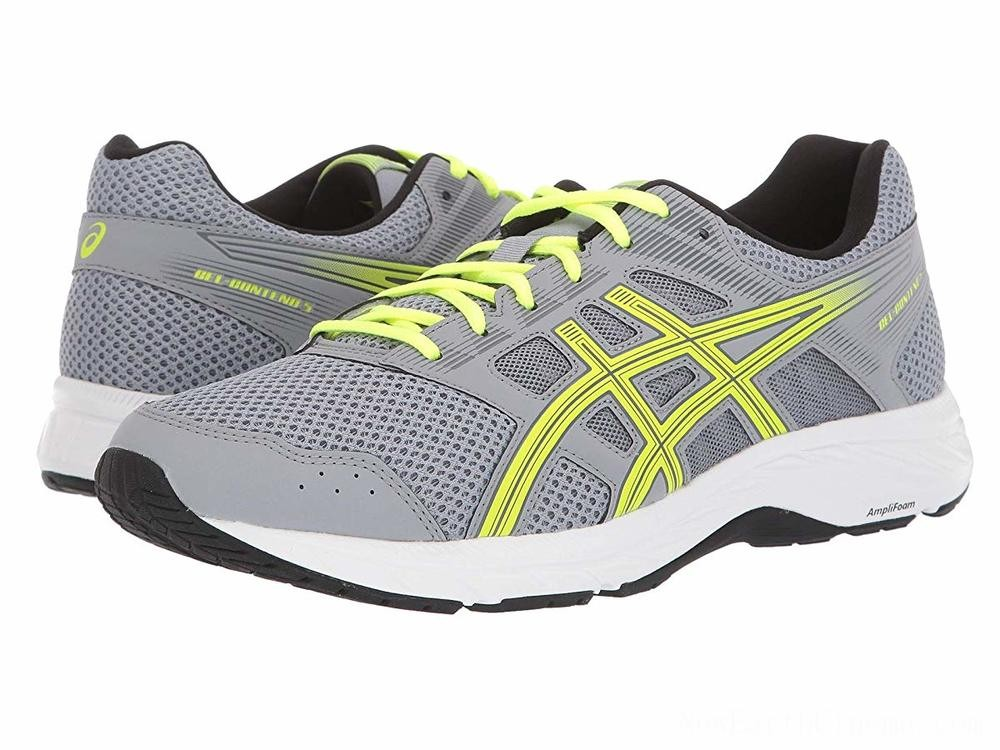 Sales - ASICS GEL-Contend® 5 Sheet Rock/Safety Yellow