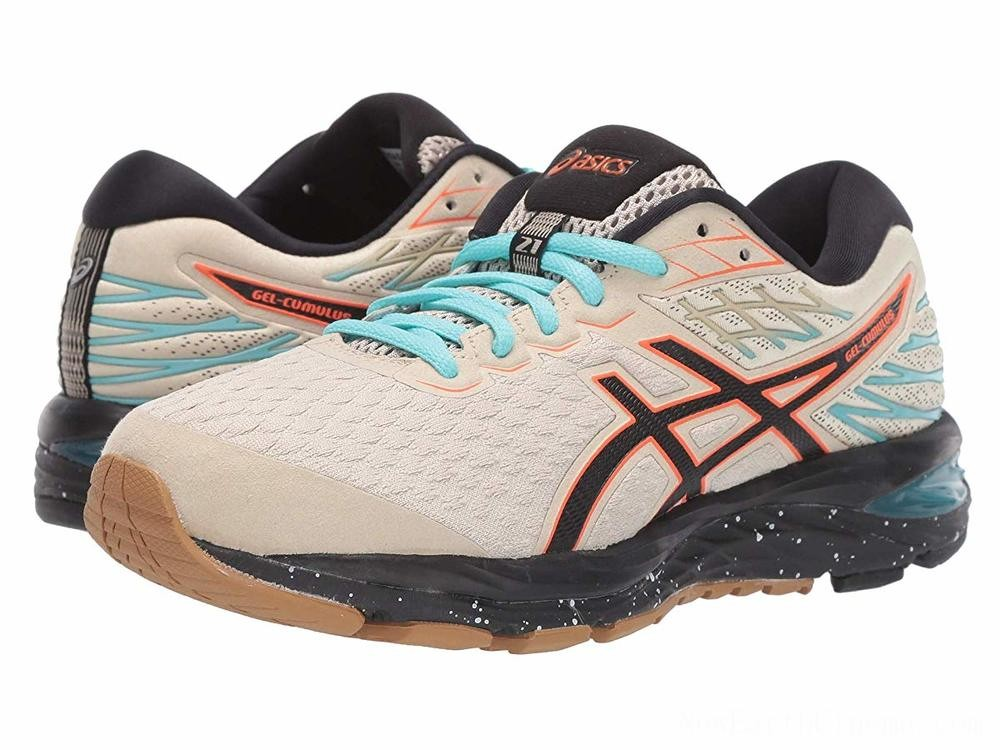 SALE ASICS GEL-Cumulus® 21 Putty/Black