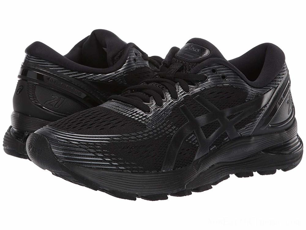 SALE ASICS GEL-Nimbus® 21 Black/Black