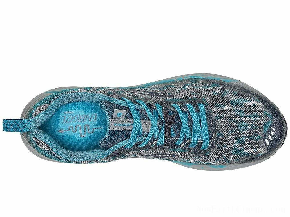 Sales - Brooks Caldera 3 Blue/Grey/Navy