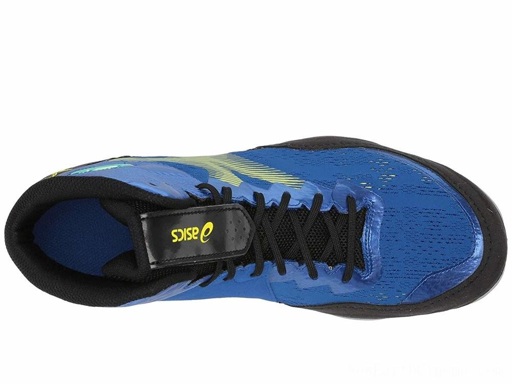 BLACK FRIDAY SALE ASICS JB Elite IV BLACK FRIDAY SALE ASICS Blue/Black