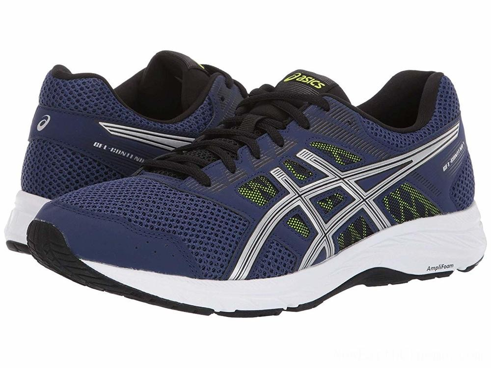 SALE ASICS GEL-Contend® 5 Indigo Blue/Silver