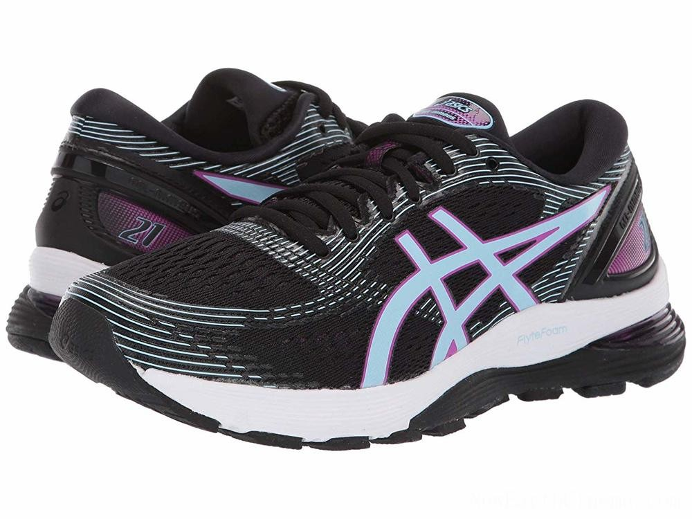 Sales - ASICS GEL-Nimbus® 21 Black/Skylight