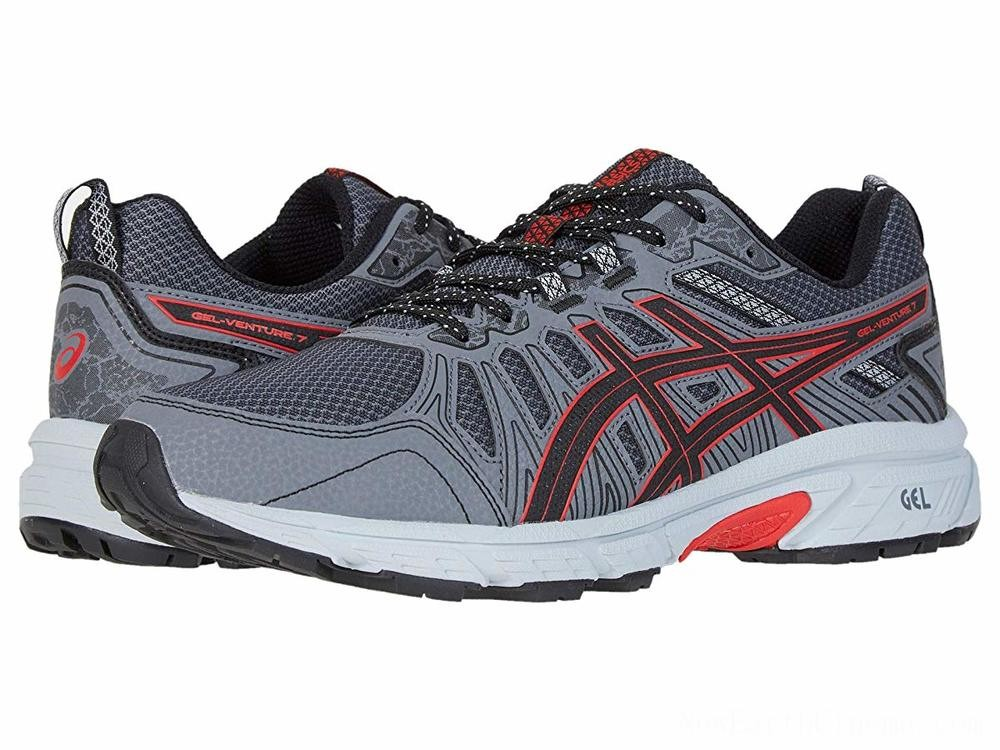 Sales - ASICS GEL-Venture® 7 Black/Classic Red