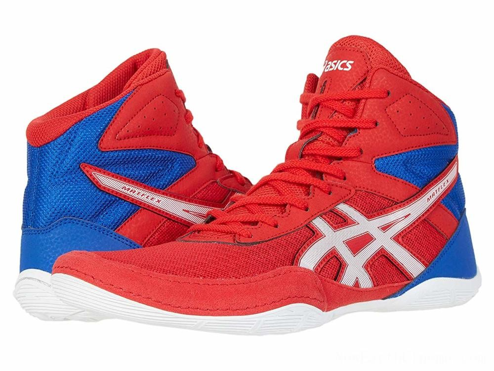 Sales - ASICS Matflex 6 Classic Red/White