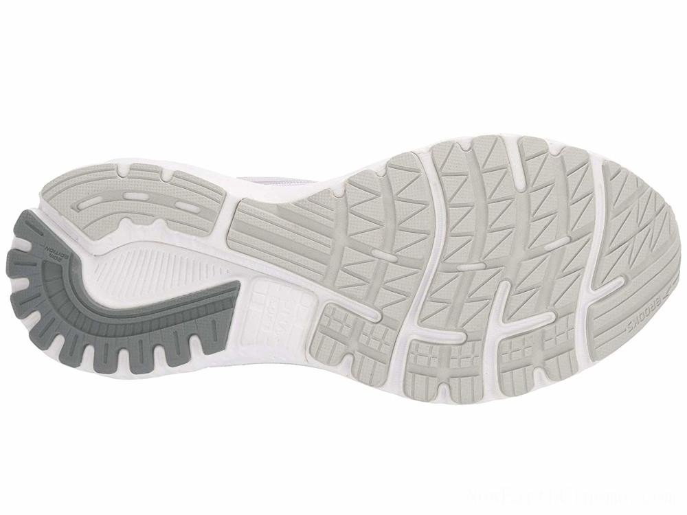 BLACK FRIDAY SALE Brooks Adrenaline GTS 20 White/Grey/Silver