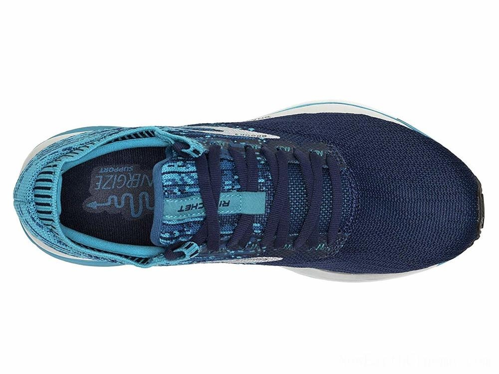 Sales - Brooks Ricochet Navy/Blue/White
