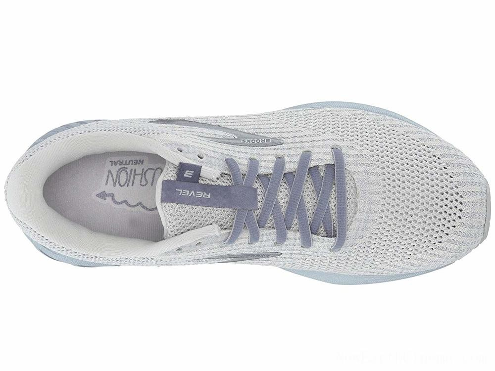 Sales - Brooks Revel 3 Antarctica/Blue/Granite