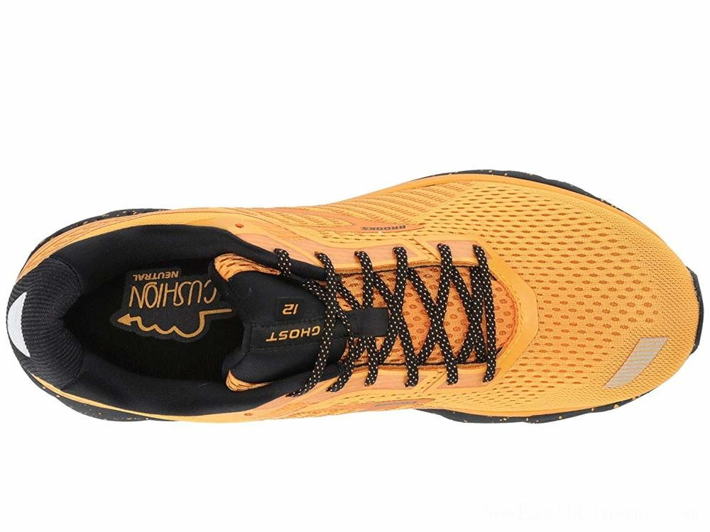 BLACK FRIDAY SALE Brooks Ghost 12 Radiant Yellow/Black