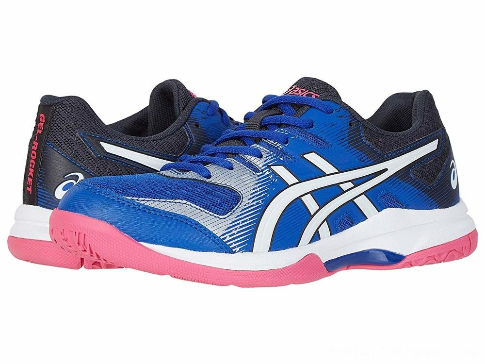 SALE ASICS GEL-Rocket® 9 SALE ASICS Blue/White