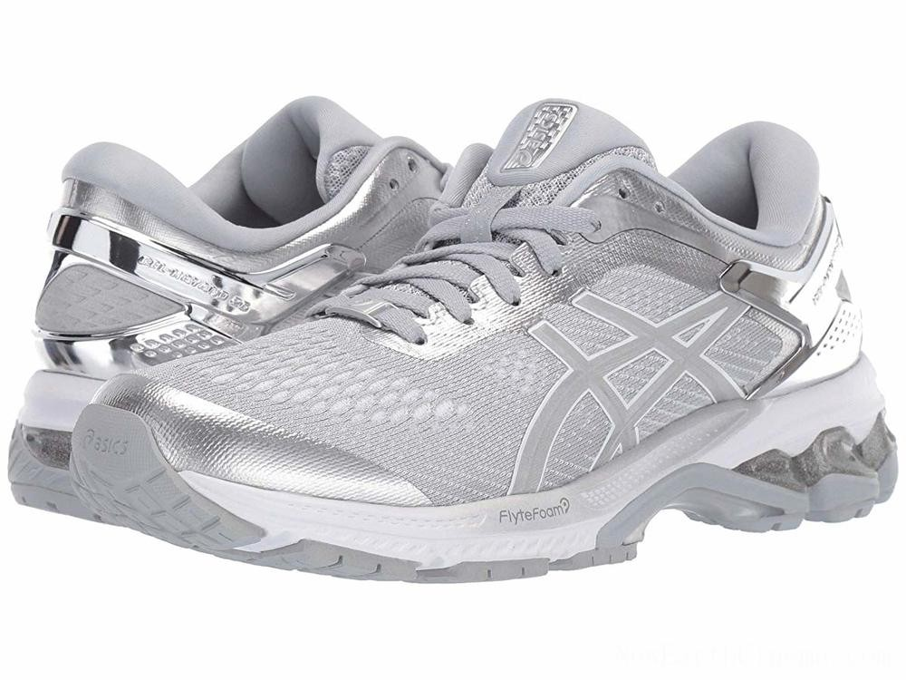 Sales - ASICS GEL-Kayano® 26 Piedmont Grey/Silver 1