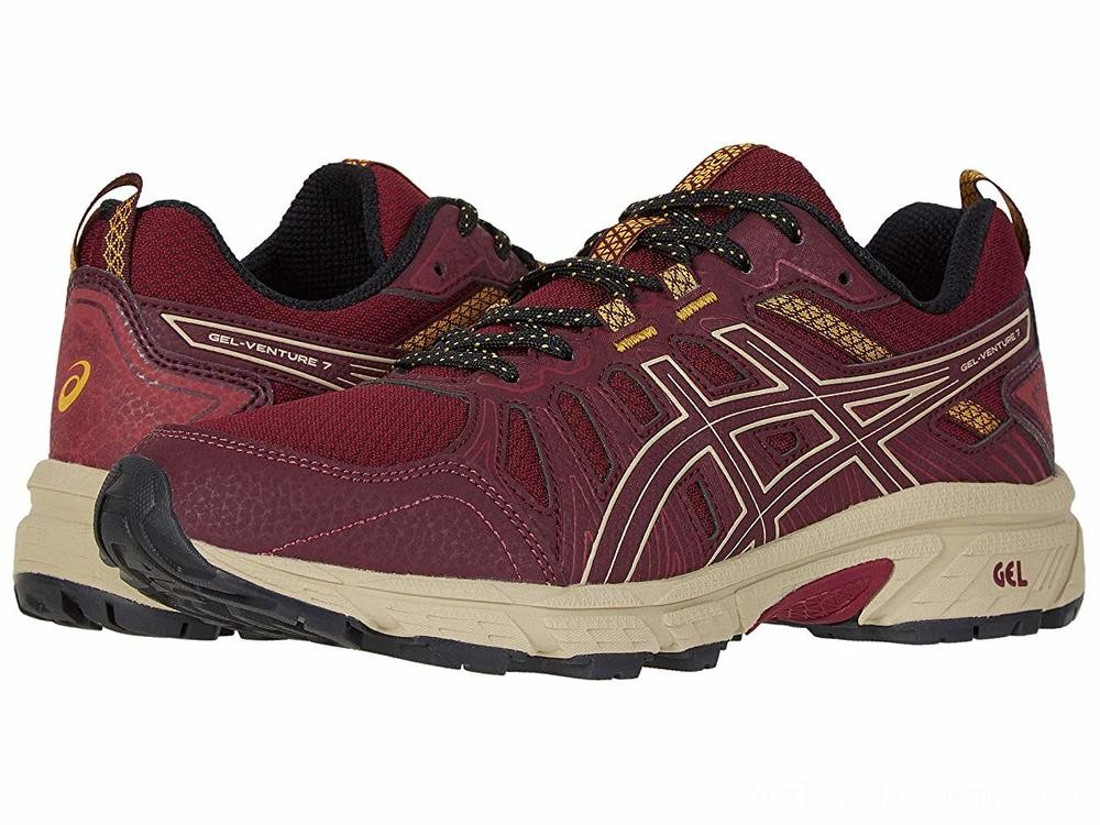 SALE ASICS GEL-Venture® 7 Chili Flake/Wood Cream