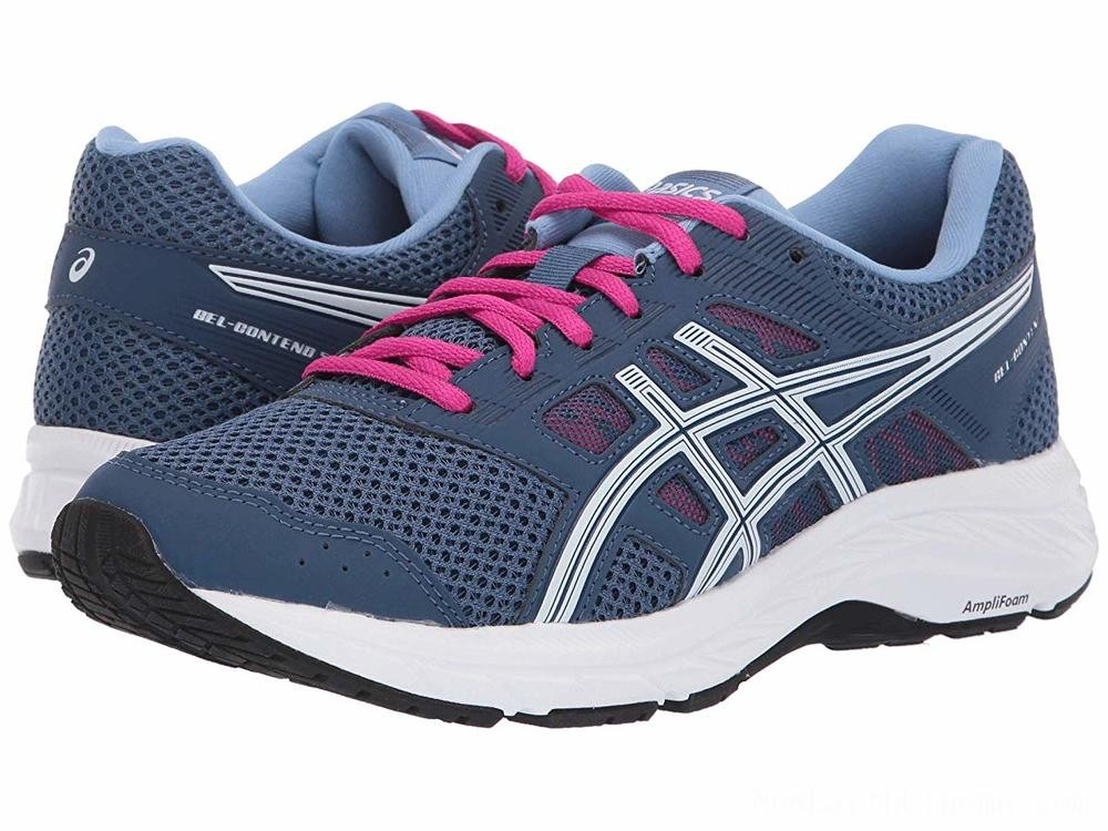 BLACK FRIDAY SALE ASICS GEL-Contend® 5 Grand Shark/White