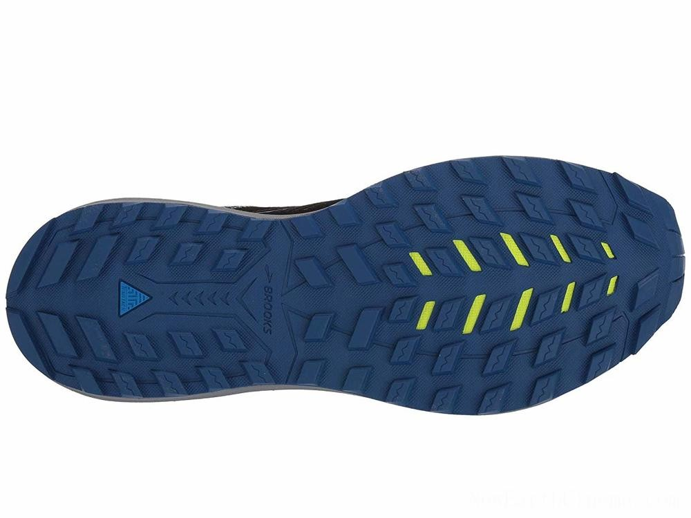 SALE Brooks Cascadia 14 GTX Black/Grey/Blue