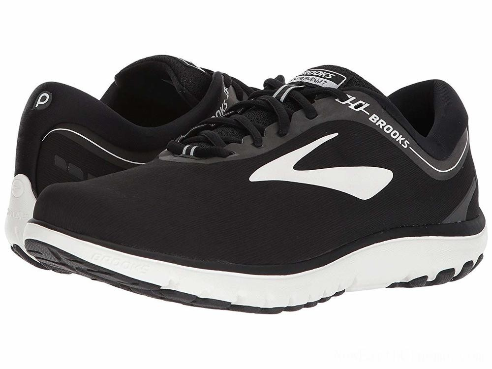 SALE Brooks PureFlow 7 Black/White