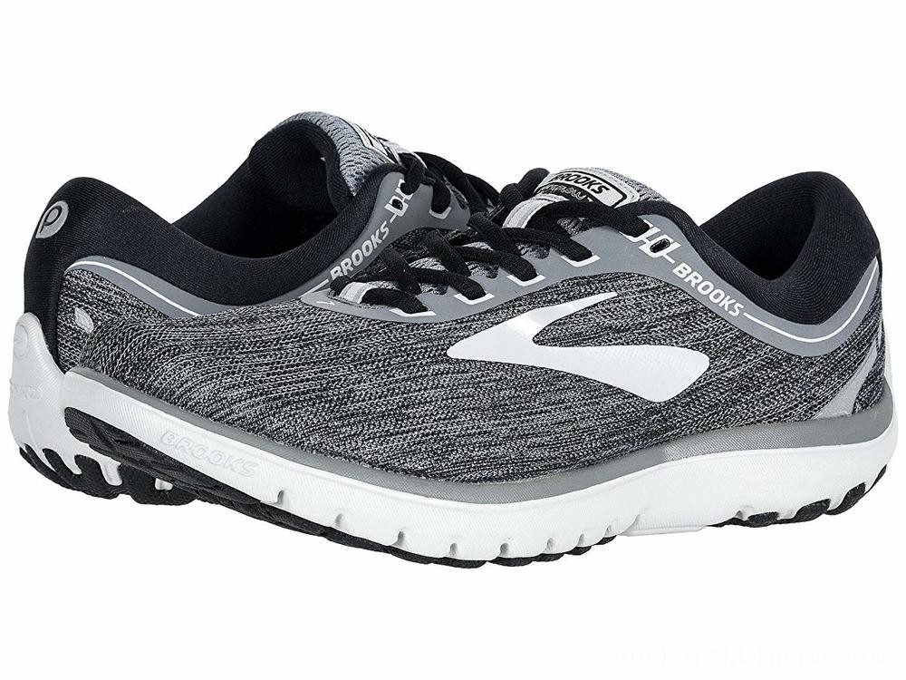 SALE Brooks PureFlow 7 Primer/Black/Oyster