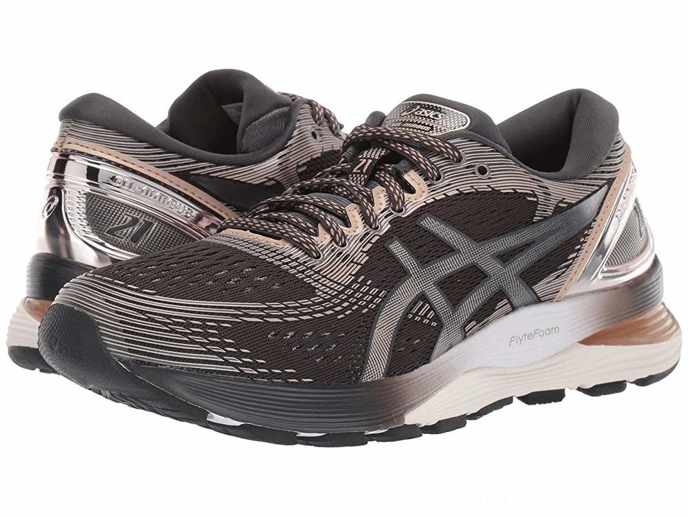 Sales - ASICS GEL-Nimbus® 21 Graphite Grey/Frosted Almond