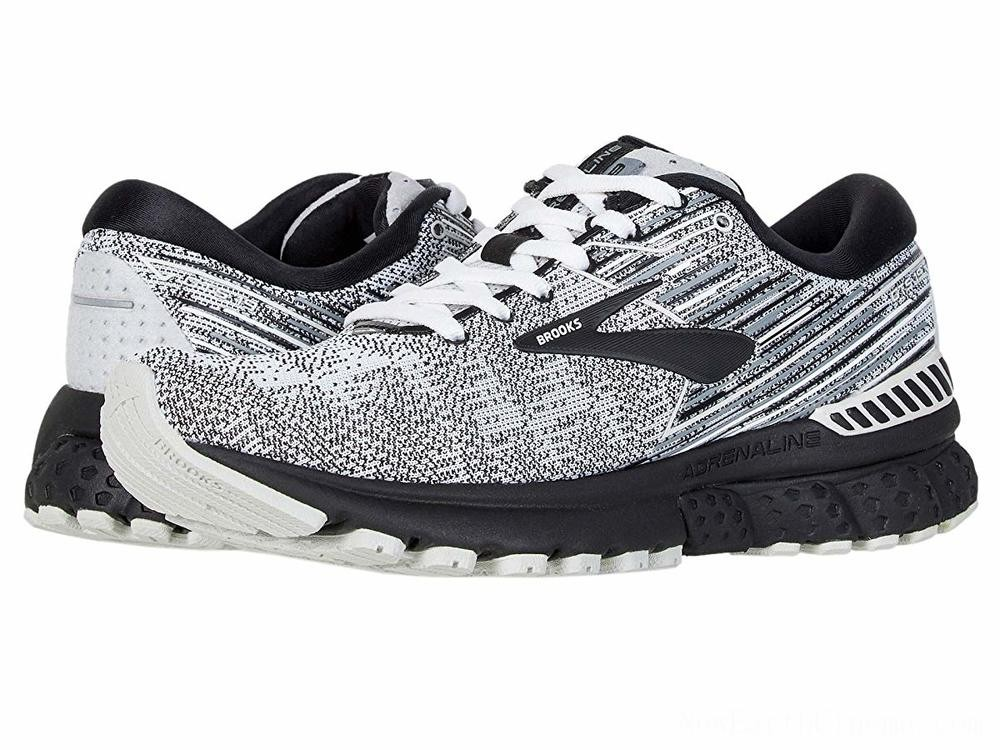 SALE Brooks Adrenaline GTS 19 White/Black/Grey