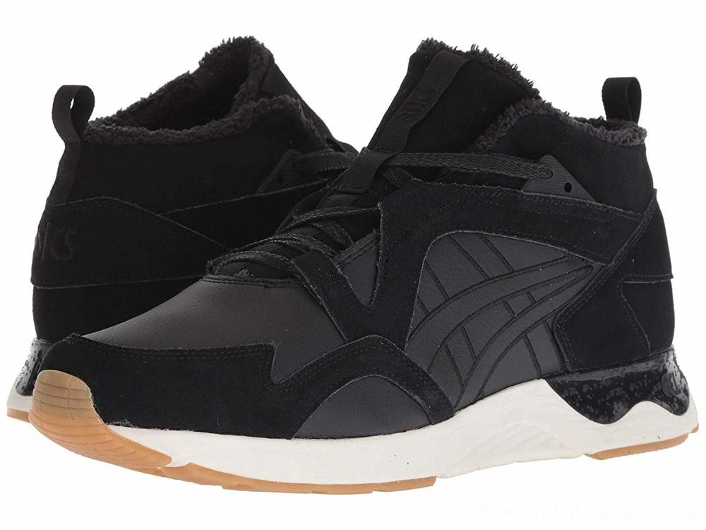 SALE ASICS Tiger Gel-Lyte® V Sanze Knit MT Black/Black