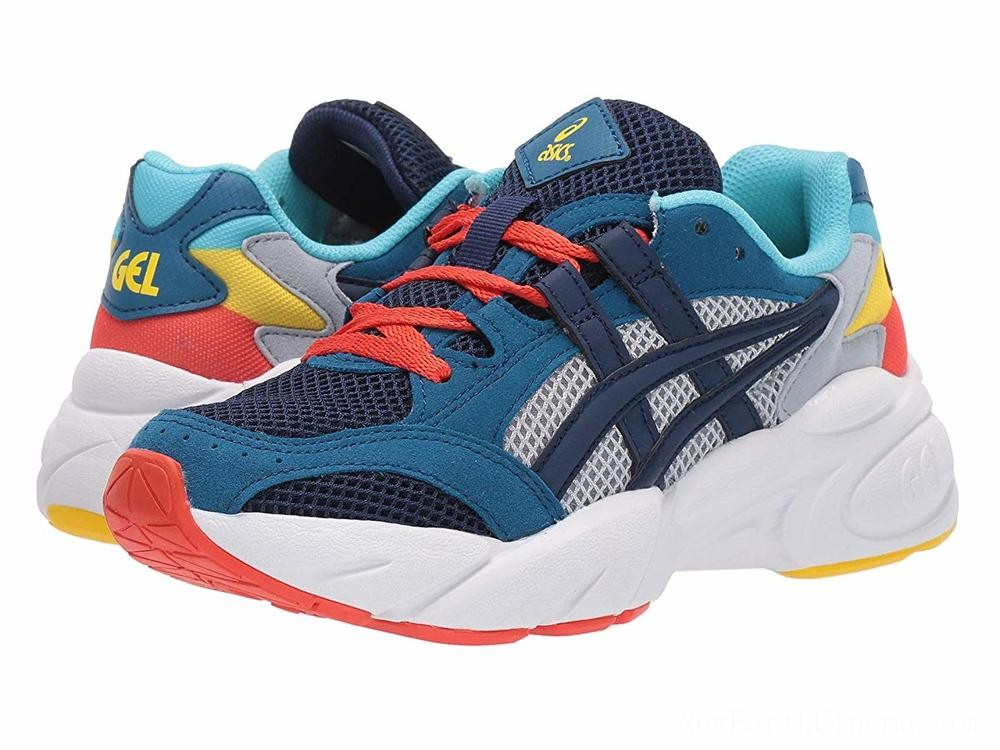 SALE ASICS Kids Gel-Bnd (Big Kid) Blue Expanse/Blue