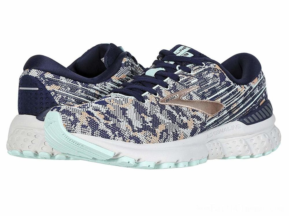Sales - Brooks Adrenaline GTS 19 Navy/Coral/Ice