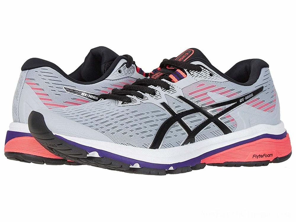 Sales - ASICS GT-1000 8 Piedmont Grey/Black