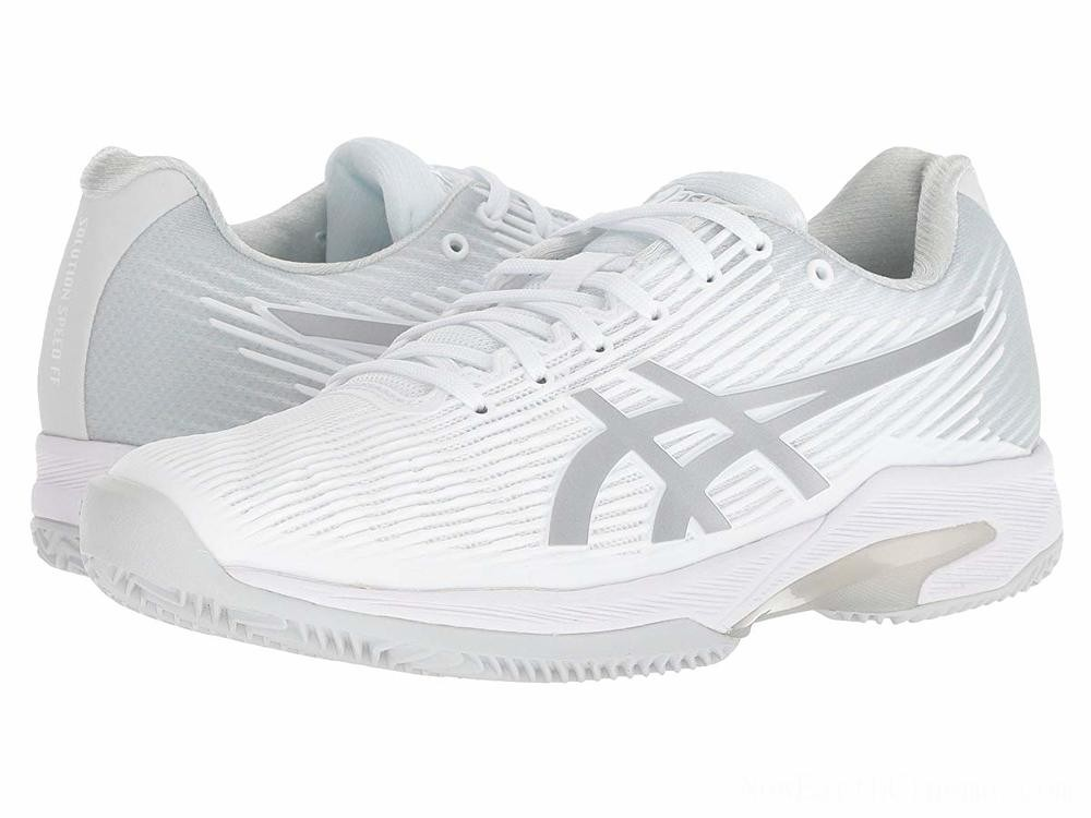 SALE ASICS Solution Speed Clay English - EN