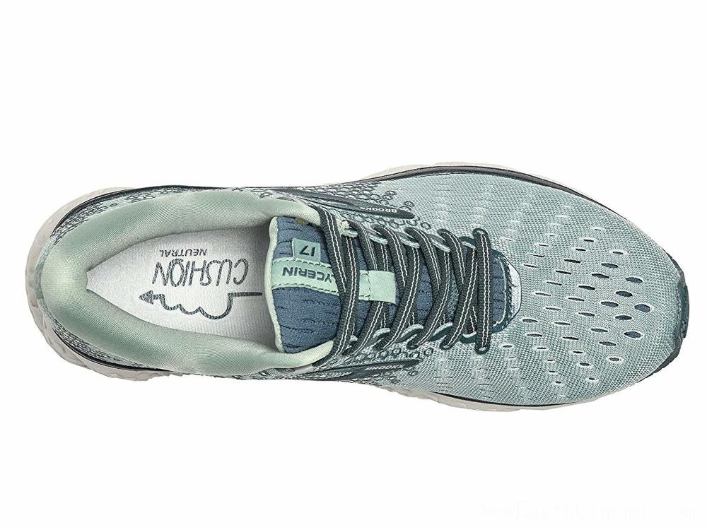 BLACK FRIDAY SALE Brooks Glycerin 17 Feldspar/Aqua Foam/Grey