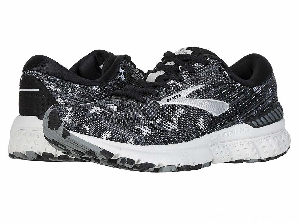 Sales - Brooks Adrenaline GTS 19 Black/Grey/Oyster