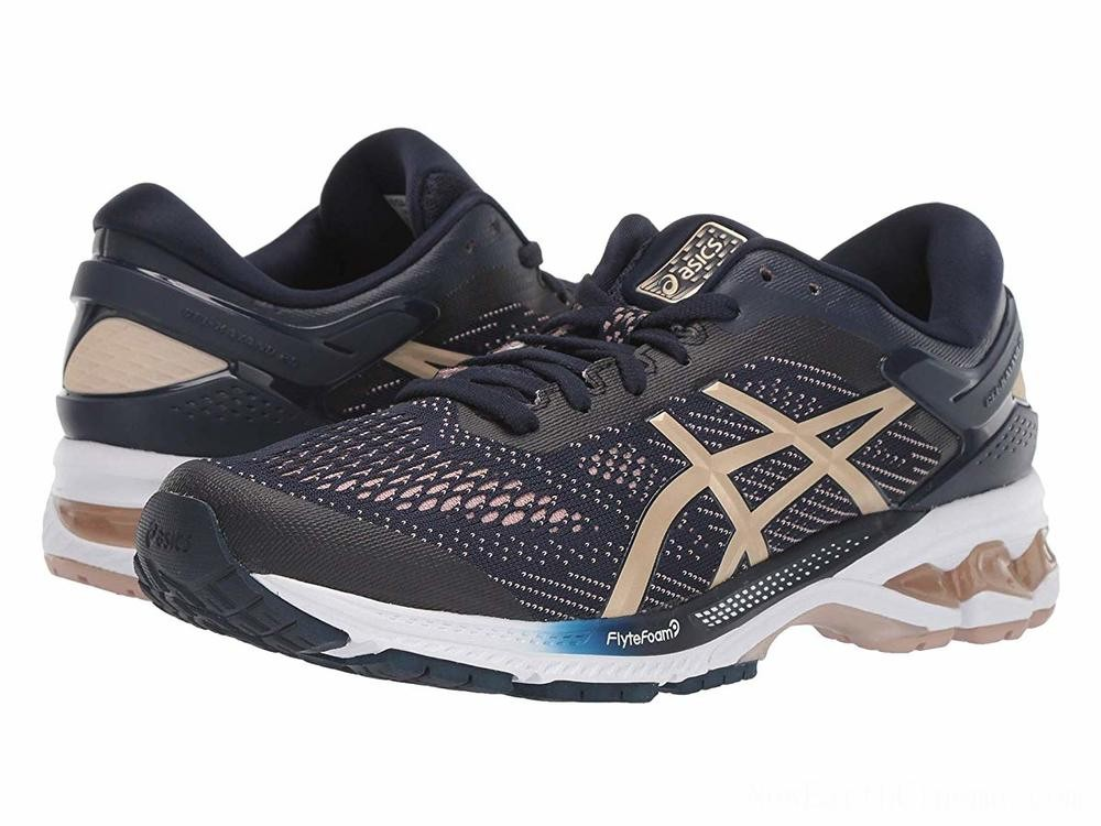 SALE ASICS GEL-Kayano® 26 Midnight/Almond