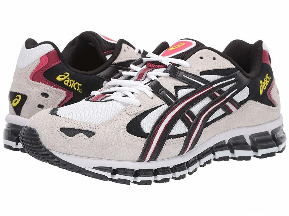 BLACK FRIDAY SALE ASICS Tiger Gel-Kayano 5 360 White/Black