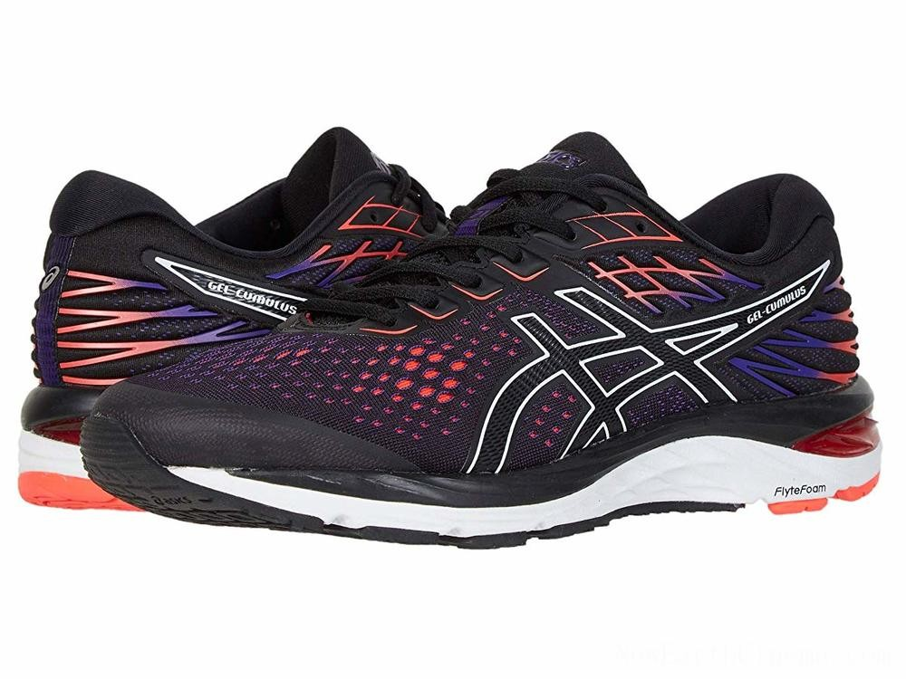 Sales - ASICS GEL-Cumulus® 21 Black/Flash Coral