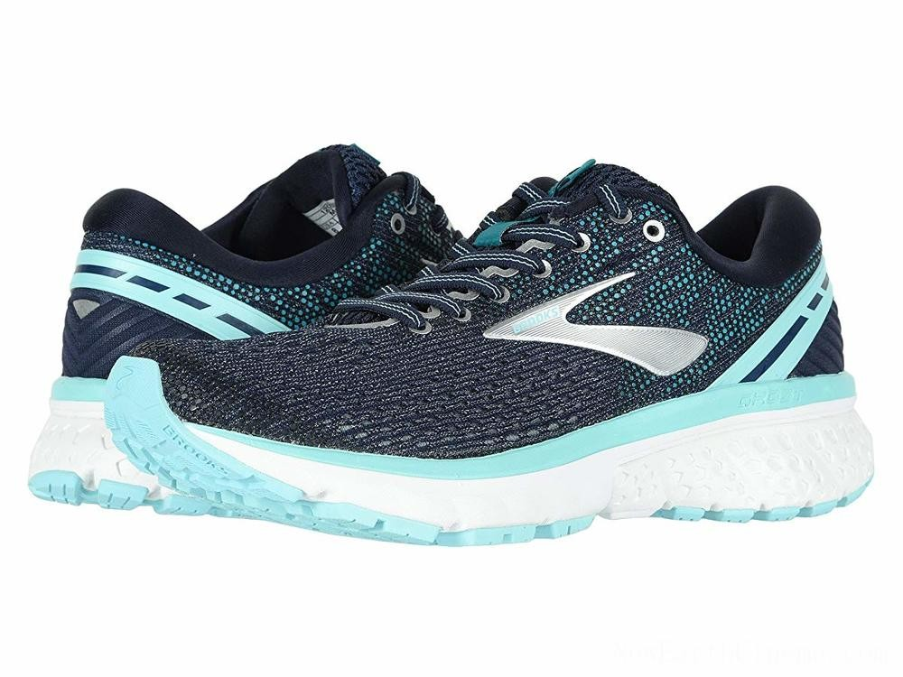 SALE Brooks Ghost 11 Navy/Grey/Blue