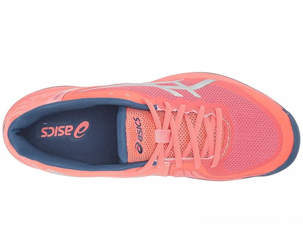 Sales - ASICS Gel-Court Speed Papaya/Silver