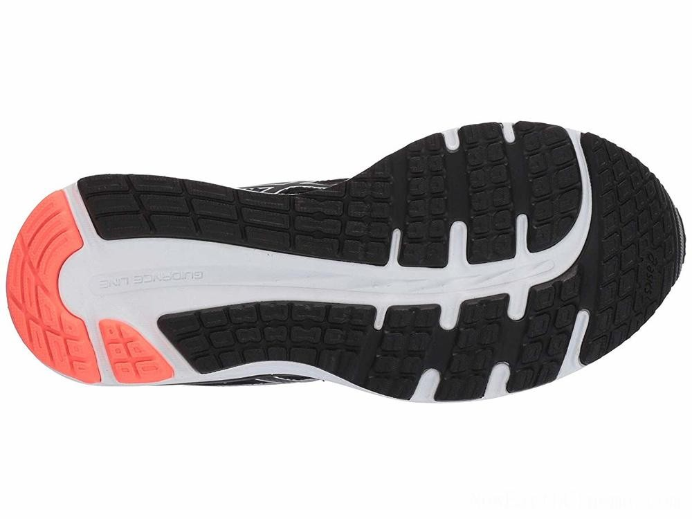 SALE ASICS Kids Gel-Cumulus 21 (Big Kid) Black/White